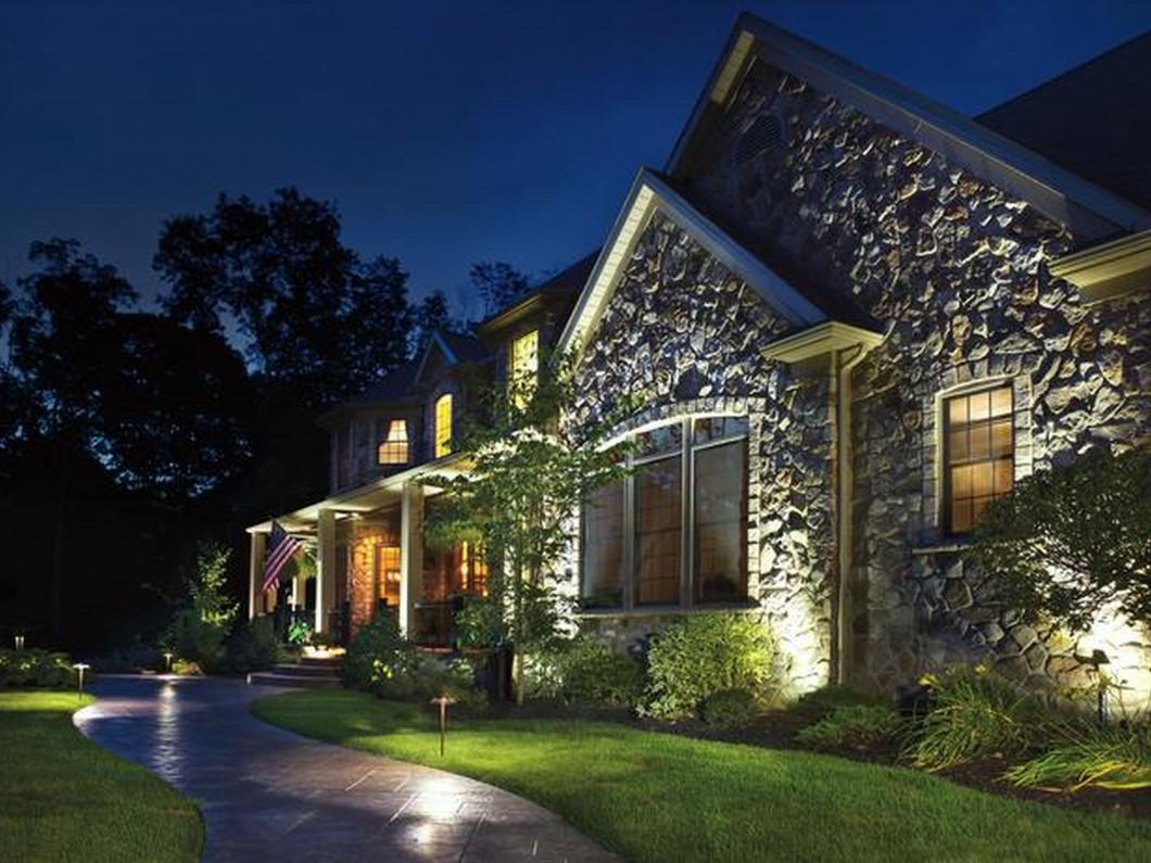Landscape Lighting Simply Lit