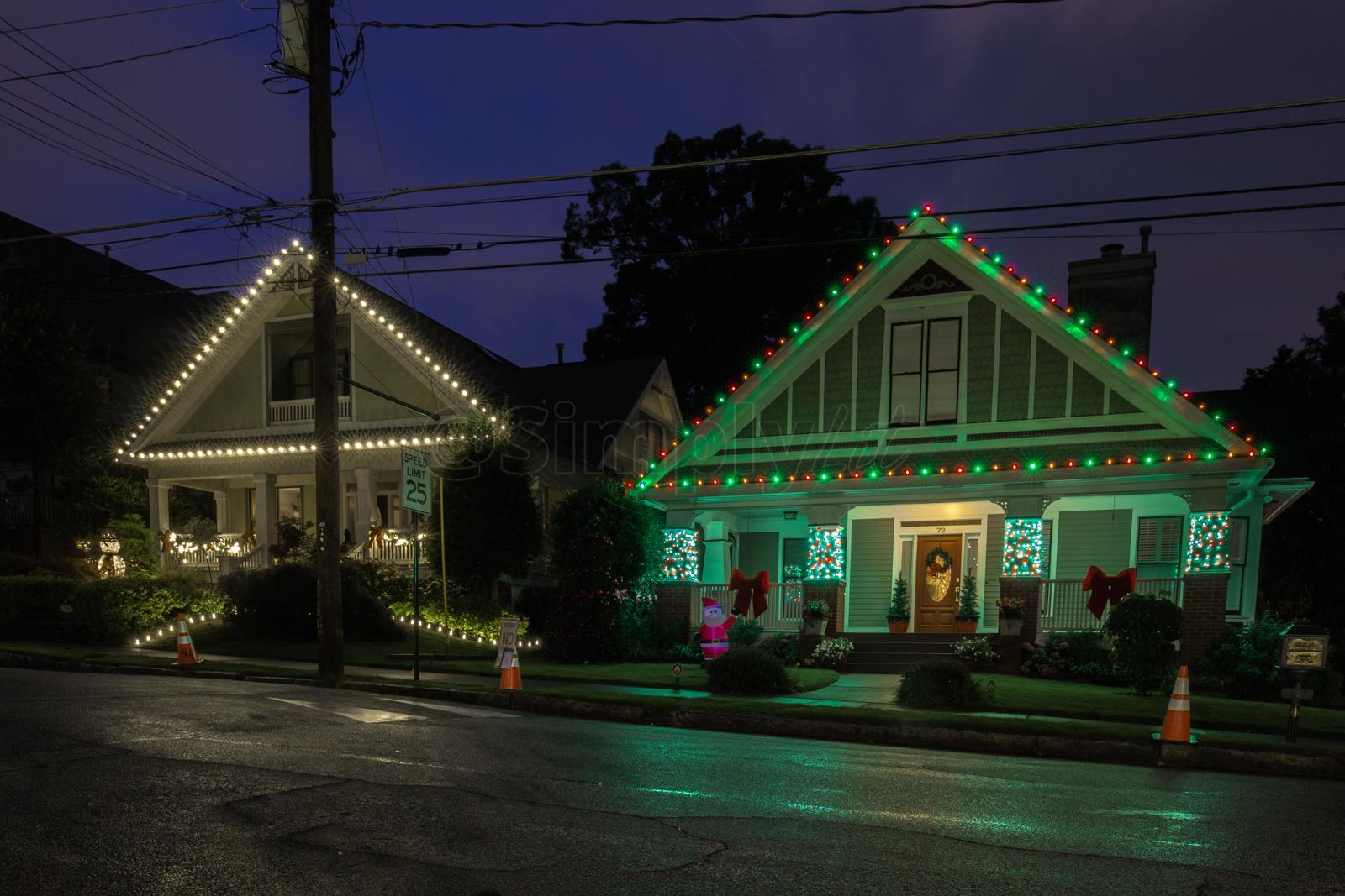 Atlanta Christmas Light Installation | Simply Lit