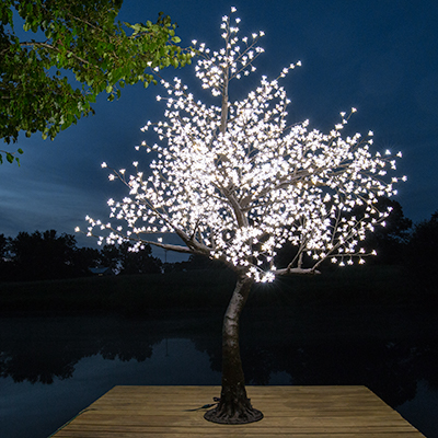 Standard Size LED Cherry Tree